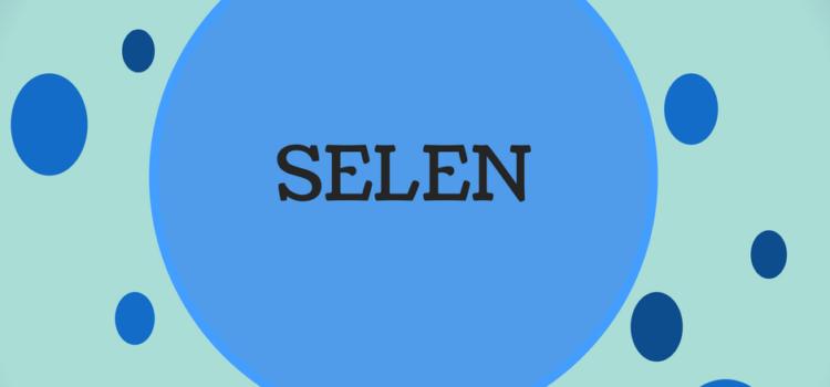 Selenoterapia