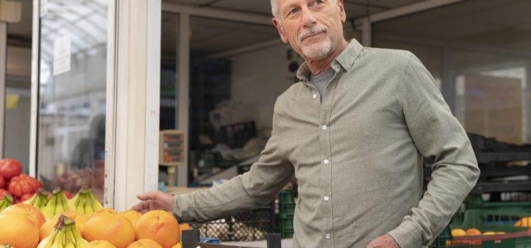 Stymulacja apetytu w niedożywieniu osób starszych