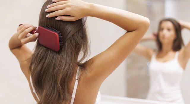 Skutki uboczne leczenia –  utrata włosów